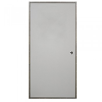 Blank Out-Swing Door
