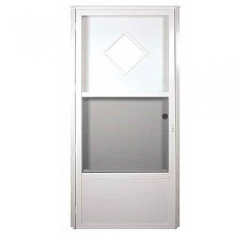 10 x 10 Diamond Combination Door