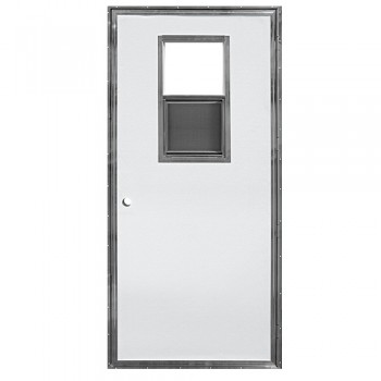 Slider Window Out-Swing Door
